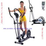 Vélo elliptique à la maison de forme physique
