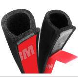 Guarnizione sporta della gomma di gomma piuma di EPDM per il portello e la finestra