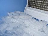 Máquina de hielo industrial aprobada del cubo de hielo del Ce 160kg para la planta de hielo