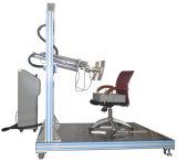 電子オフィス装置のオフィスの椅子のあと振れ止めテスト器械