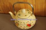 Teapot do esmalte do dispositivo de cozinha do Kitchenware/de Sunboat, chaleira do esmalte