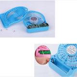 Ventilador eléctrico portable de la batería del USB de Hotsale mini