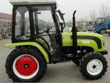 小屋EPA/Cocの芝刈り機が付いている35HP-45HP Fotonのトラクター