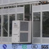 كبيرة خيمة كبيرة هواء دفع معرض [أ/ك] وحدة يعبّأ هواء مكيّف حادث لأنّ [ودّينغ برتي] خيمة