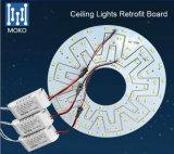 12W 18W 24W MCPCB светодиодная печатная плата для потолочного освещения