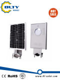 Indicatore luminoso di via solare integrated 20W