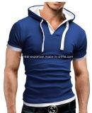 Nuova camicia di polo di modo del cotone di stile