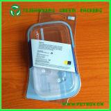 El animal doméstico plástico Accesorios del teléfono caja de empaquetado