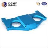 Custome bildete hohe Präzision CNC, der Teile für Metallgehäuse/Blech-Gehäuse/Metallgehäuse stempelt