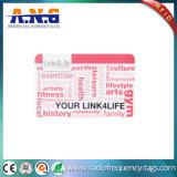 cartão do smart card do PVC 13.56MHz/CI/cartão sem contato