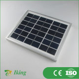 Poly Solar Panel Module 3W9V Solar Panel avec Alloy Frame
