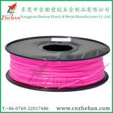 Matériau infusé par ABS/PLA/HIPS/PETG/Flexible d'imprimante de Fdm 3D