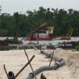 20inch販売のためのディーゼル力の砂のカッターの吸引の浚渫船