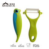 LFGB аттестовало комплект ножа & Peeler ножа кухни 2 PCS керамический установленный карманного
