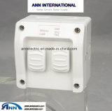 Outlets tp Serie resistente a la intemperie Industrial Socket