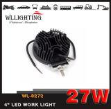 """4 """" runde 27W LED Auto-Arbeits-heller Stab für Truck/SUV/ATV Wl-8272 (Licht Führen-arbeiten)"""