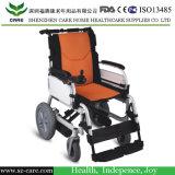 ألومنيوم منافس من الوزن الخفيف يطوي قوة كرسيّ ذو عجلات مع [ليثيوم بتّري]