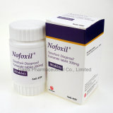 Tabuleta do Fumarate de Nofoxil 300mg Tenofovir Disoproxil para o anti HIV