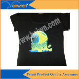 기계 Ar T500 인쇄 기계를 인쇄하는 A3 직물 다색 t-셔츠