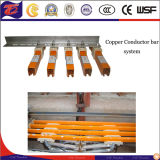 Sbarra collettrice inclusa ambientale isolata della gru del rame del tubo