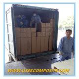 600GSM poeder 1250mm Mat van de Bundel van de Breedte de Glasvezel Gehakte