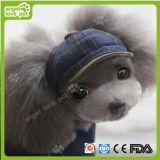 Retro-Art Tartan-Entwurfs-Haustier-Schutzkappen-Kleidung