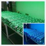 luz al aire libre de la arandela de la pared de la iluminación 18PCS RGB LED de los 60cm