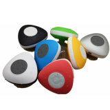 Haut-parleurs sans fil mains libres imperméables à l'eau à la mode de PA de Bluetooth V3.0
