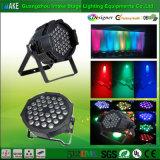 Étape et éclairage à vendre la lumière en aluminium de PARITÉ 36PCS 3W DEL