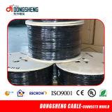 Cable Rg59+2c del precio competitivo de la cámara del CCTV