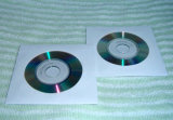 Freies Sample Blank 8cm Mini CD-R Wholesale