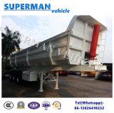 de dumper de service de la cargaison 32cbm de tombereau remorque lourde de camion semi