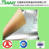 Onder ogen zien van het Aluminium van het Grof linnen van de folie Kraftpapier het Gesteunde