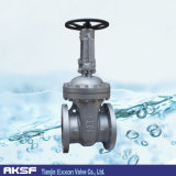 150lb/300lb/600lb에 있는 API/ANSI Standard 크롬 Molybdenum Steel/5cr-0.5mo Flanged Gate Valve