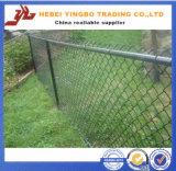 Cerca revestida da ligação Chain do jardim zoológico do PVC do preço Yb-16 2016 barato novo, cerca da associação, cerca da alta segurança