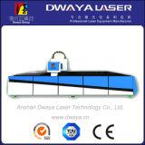 2 jaar van de Garantie Dwy 3015 500W de Scherpe Machine van de Laser van de Vezel FC voor Metaal