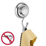 Accessoires de salle de bains d'acier inoxydable d'aspiration