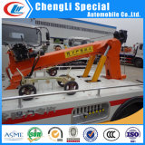China Isuzu 6-Wheel 3t 5ton Wrecker Tow Truck für Sale