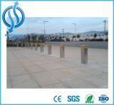 Postes de amarração da estrada do tráfego para a gerência do estacionamento do governo