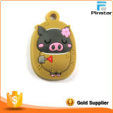 Hersteller Zoll-Made Metal Badges Cartoon Animals Printing ein Glue Badges Creative Commemorative Badges