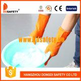 Orange Latex-/Rubber-Haushalts-Handschuhe (DHL302)