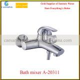 Faucet de bronze da bacia da banheira para o banheiro