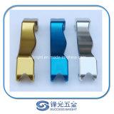 Het Aluminium die van de douane CNC Precisie draaien die Delen w-016 machinaal bewerken