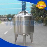 Steel inoxidável Reaction Mixing Tank para Food