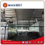Planta de destilação do vácuo para o recicl do petróleo e a regeneração usados - planta usada Wmr-B da refinação de petróleo
