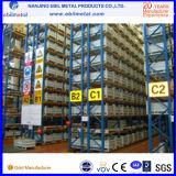 Venda quente para do armazém do equipamento o Shelving/prateleira resistentes (VNA) do corredor do estreito muito