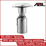 高品質のステンレス鋼の調節可能な手すりブラケットCc34