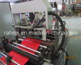 La tela no tejida de los PP calza el bolso que hace la máquina (WFB-600A)