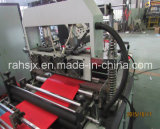 PPのNon-Wovenファブリックは蹄鉄を打つ機械(WFB-600A)を作る袋に