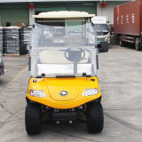 2 [ستر] كهربائيّة شحن عربة مع [1.4م] شحن صندوق في مستودع
